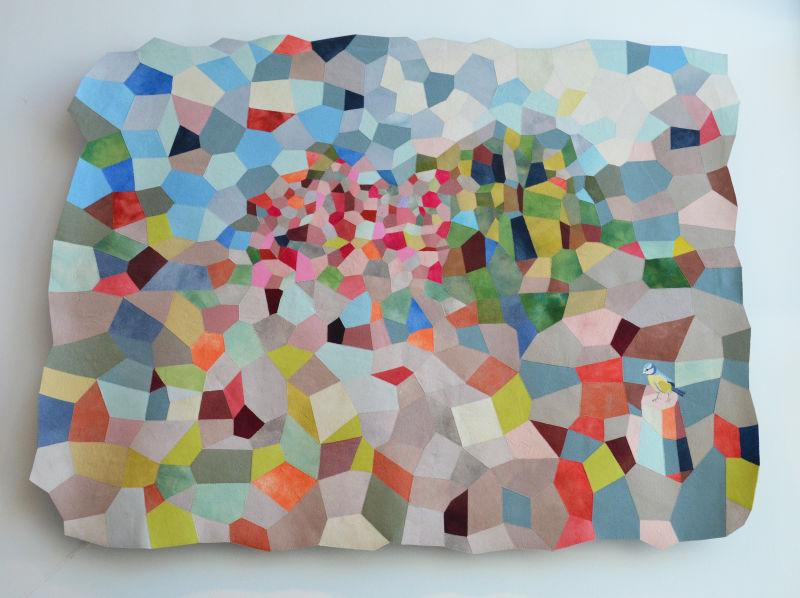 Inger Johanne Rasmussen - Crazy quilt