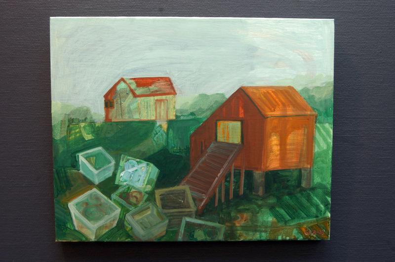 Gro Hege Bergan - En gård